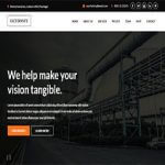 Factory Landing page