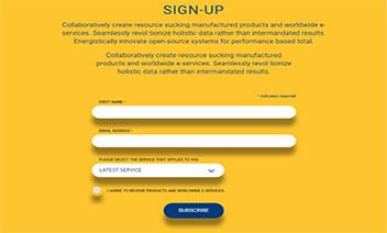 mailchimp-form